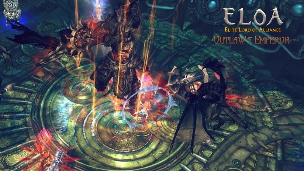 ELOA Ruins of Forgotten King