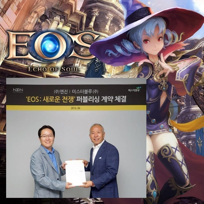 Echo of Soul - Korean new publisher