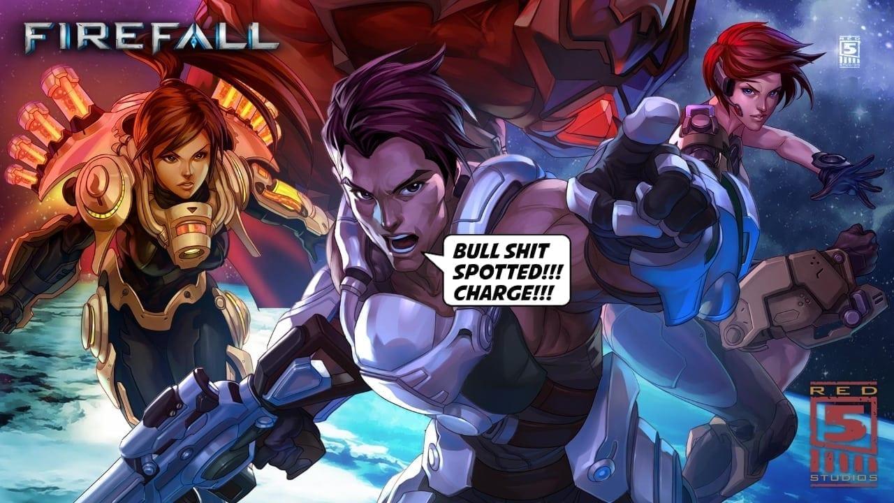 Firefall bull shit