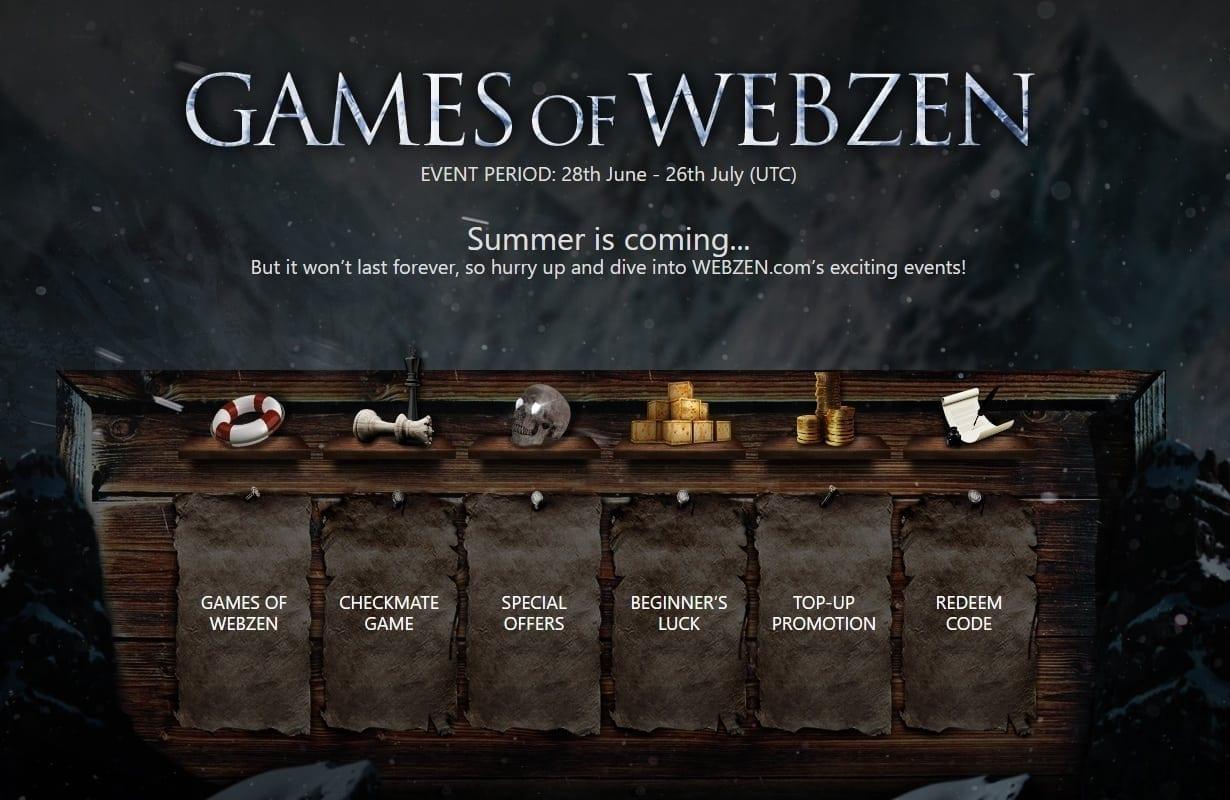 Games of Webzen