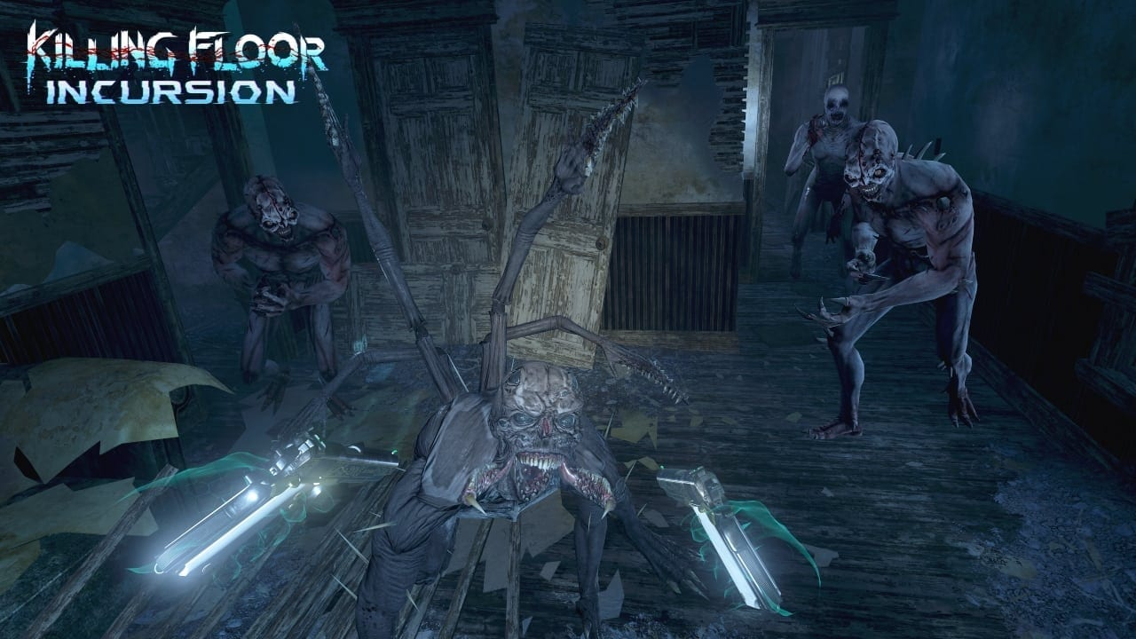 Killing Floor Incursion screenshot 1