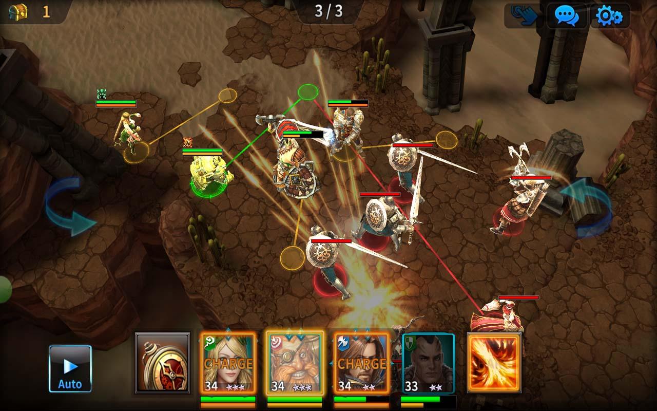 Kingdom of War screenshot 2