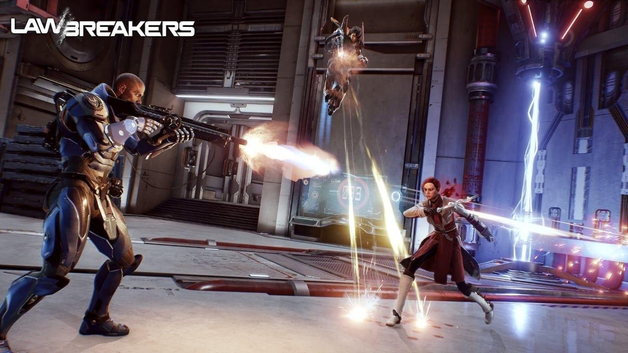 LawBreaker Alpha screenshot 4