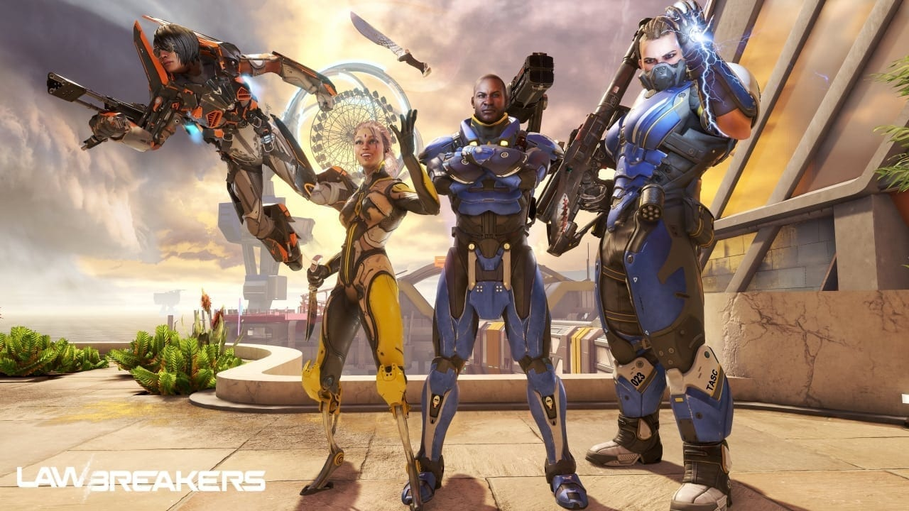 LawBreakers - Law group