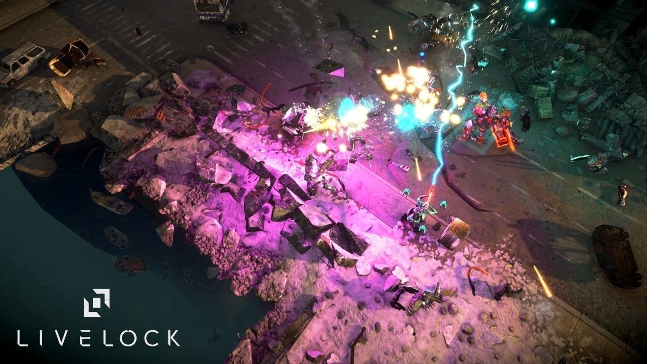 Livelock launch date screenshot 2
