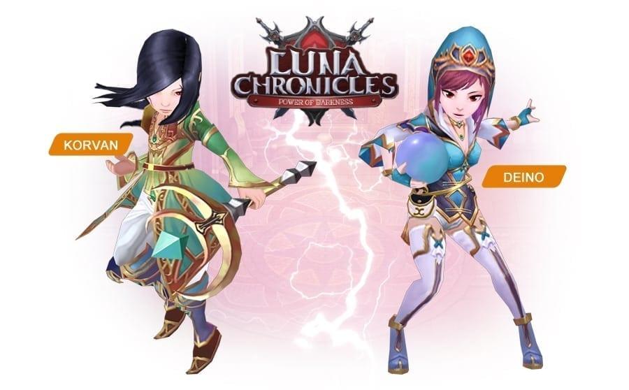 Luna Chronicles - New adventurers