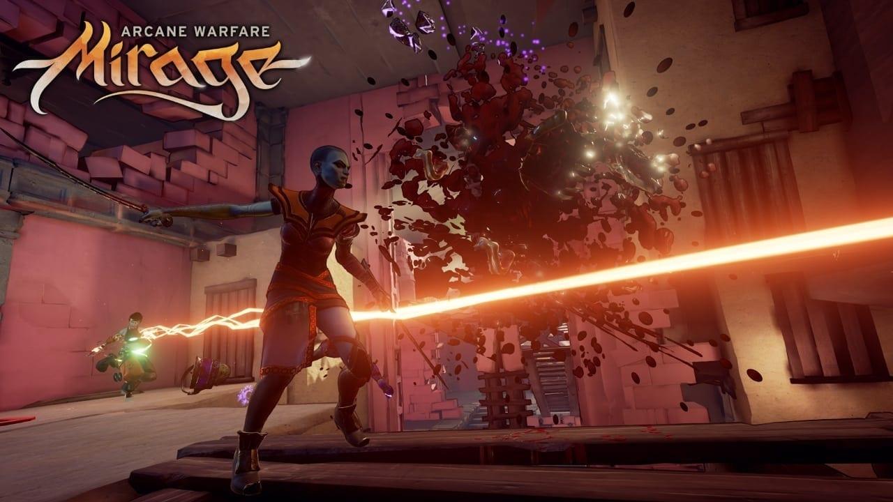 Mirage Arcane Warfare screenshot 2