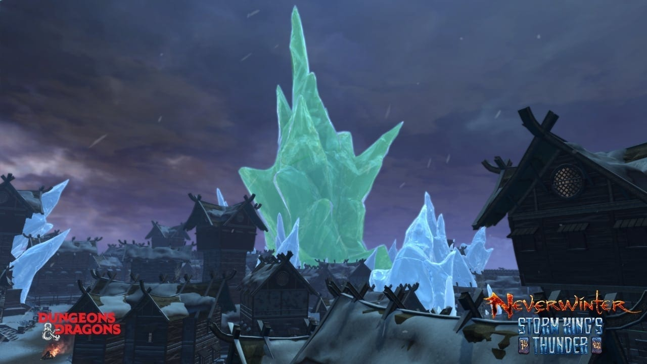 Neverwinter Storm King's Thunder screenshot 1