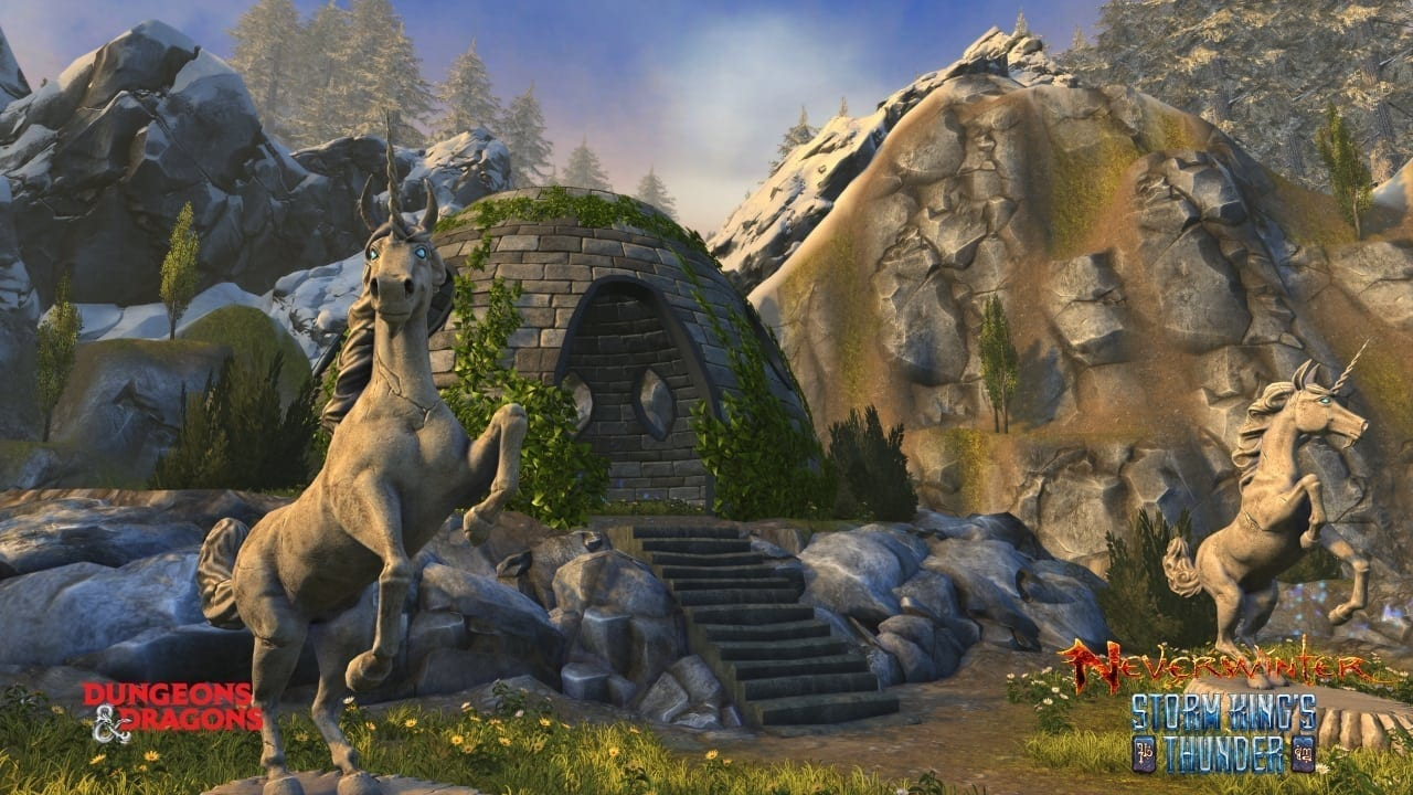 Neverwinter Storm King's Thunder screenshot 2