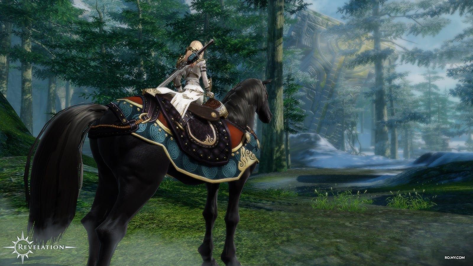 Revelation Online screenshot 3
