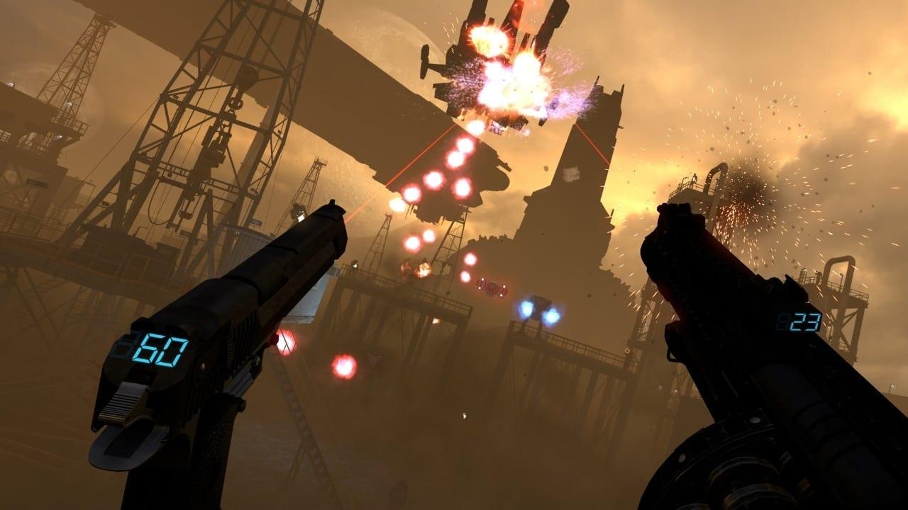 Serious Sam VR screenshot 2