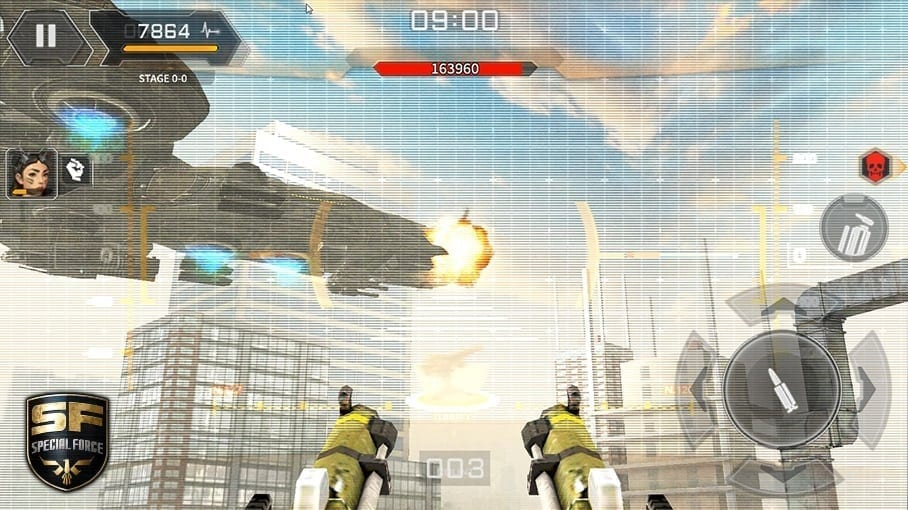 Special Force Mobile screenshot 4