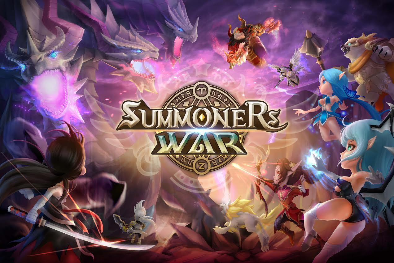 Summoners War image