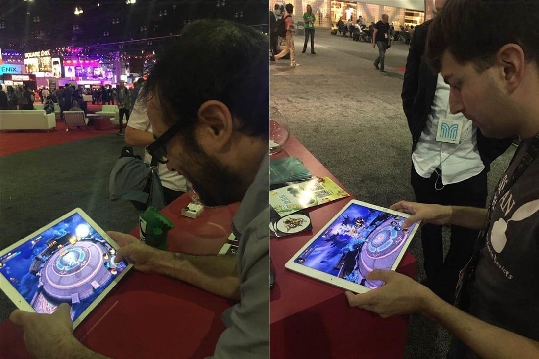 Tianxia - E3 2016 demo