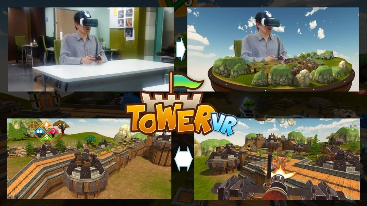 Tower VR image