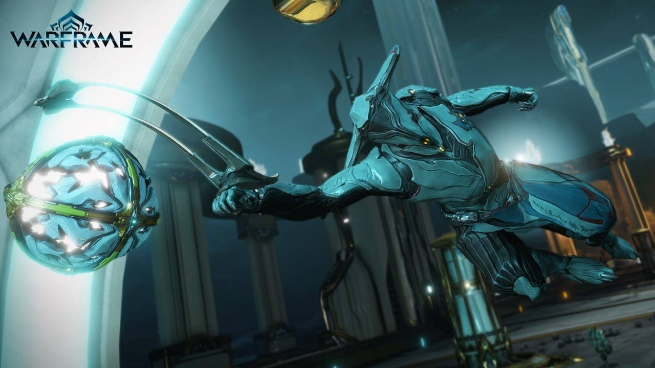 Warframe - Lunaro screenshot 1