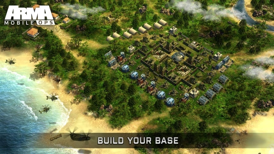 Arma Mobile Ops screenshot 1