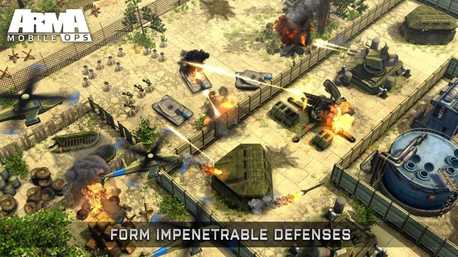 Arma Mobile Ops screenshot 3