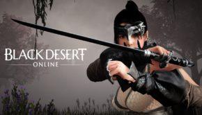 Black Desert Onling Ninja