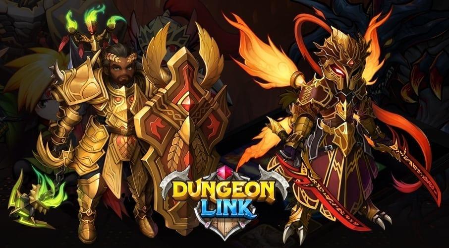 Dungeon Link - Caligo and Athos