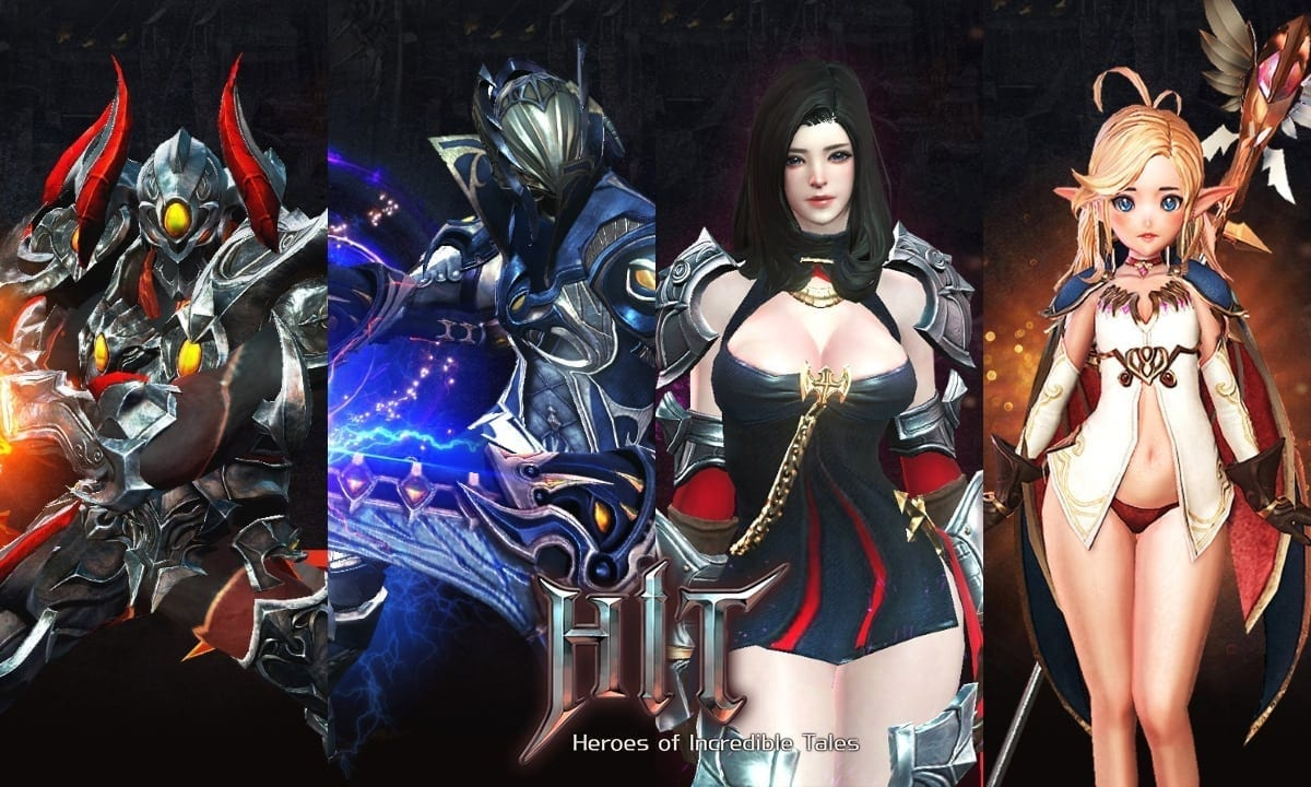 HIT playable characters