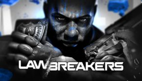 LawBreakers - Enforcer