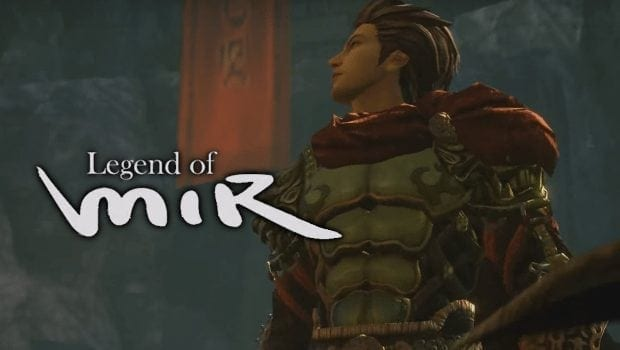 Legend Of Mir  U2013 New Unreal Engine 4 Mobile Mmorpg Revealed