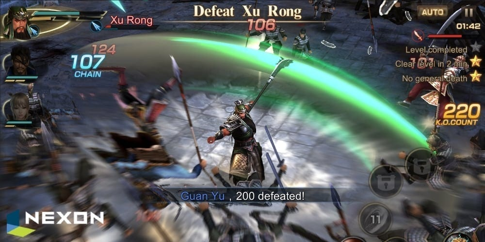 Project Dynasty Warriors screenshot 2