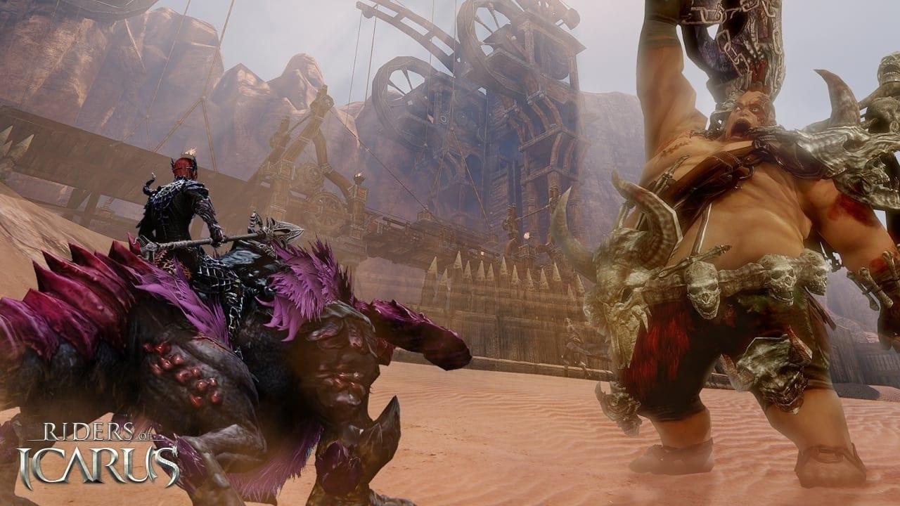 Riders of Icarus screenshot 2