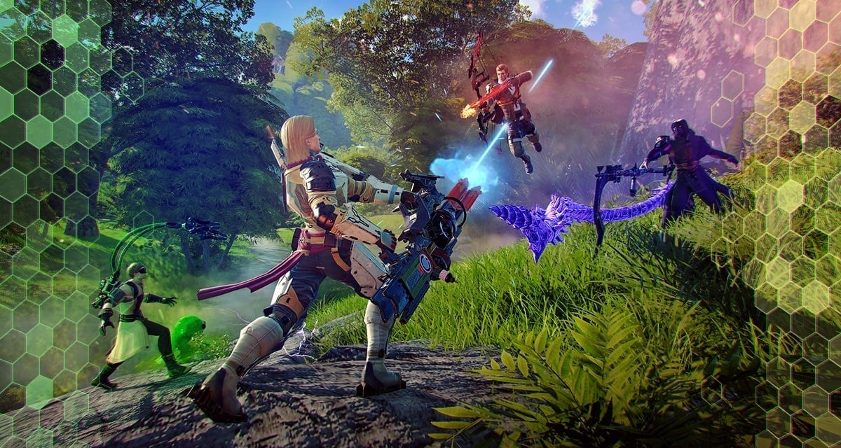 Skyforge - Battle of Equals screenshot