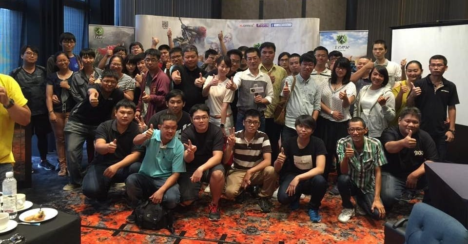 ArcheAge Taiwan fan meeting photo