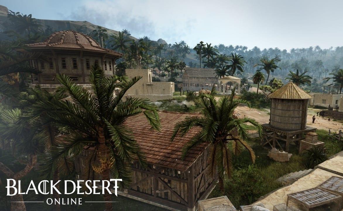 Black Desert Online - Arehaza
