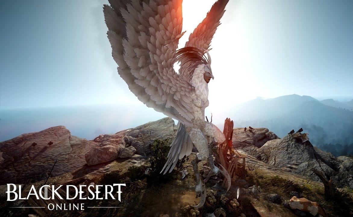 Black Desert Online - Harpy Queen