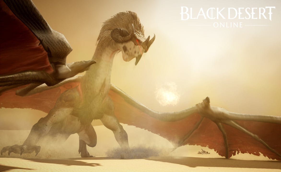 Black Desert Online - Valanecia World Boss 2