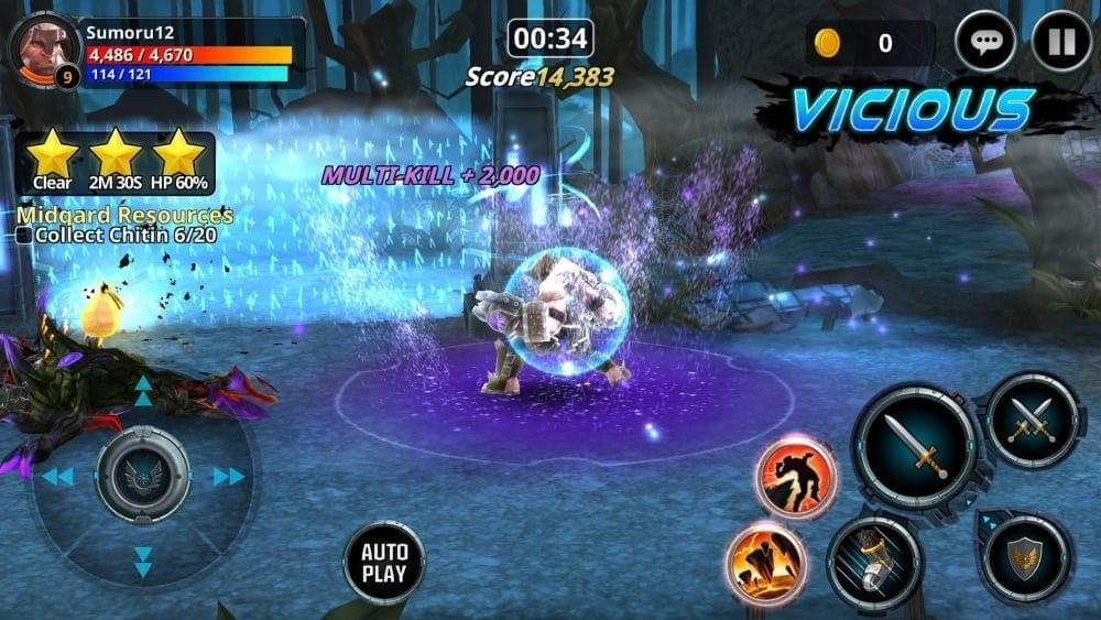 Chronoblade screenshot 3