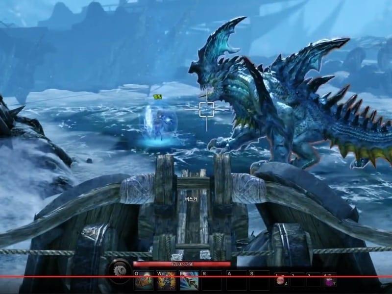Lost Ark - Guardian Raid