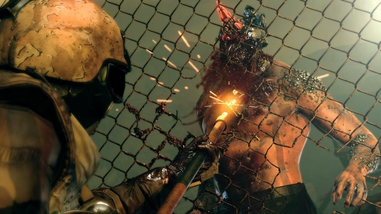 Metal Gear Survive screenshot 1