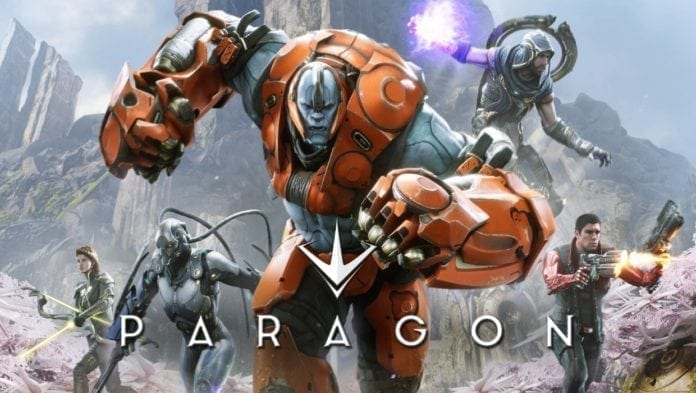 Paragon – Unreal Engine 4 shooter-MOBA hybrid is now in Open Beta