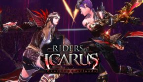Riders of Icarus - Exarahn Badlands image