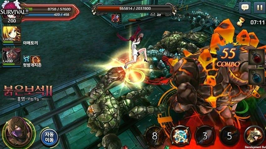 Red Stone 2 screenshot 1