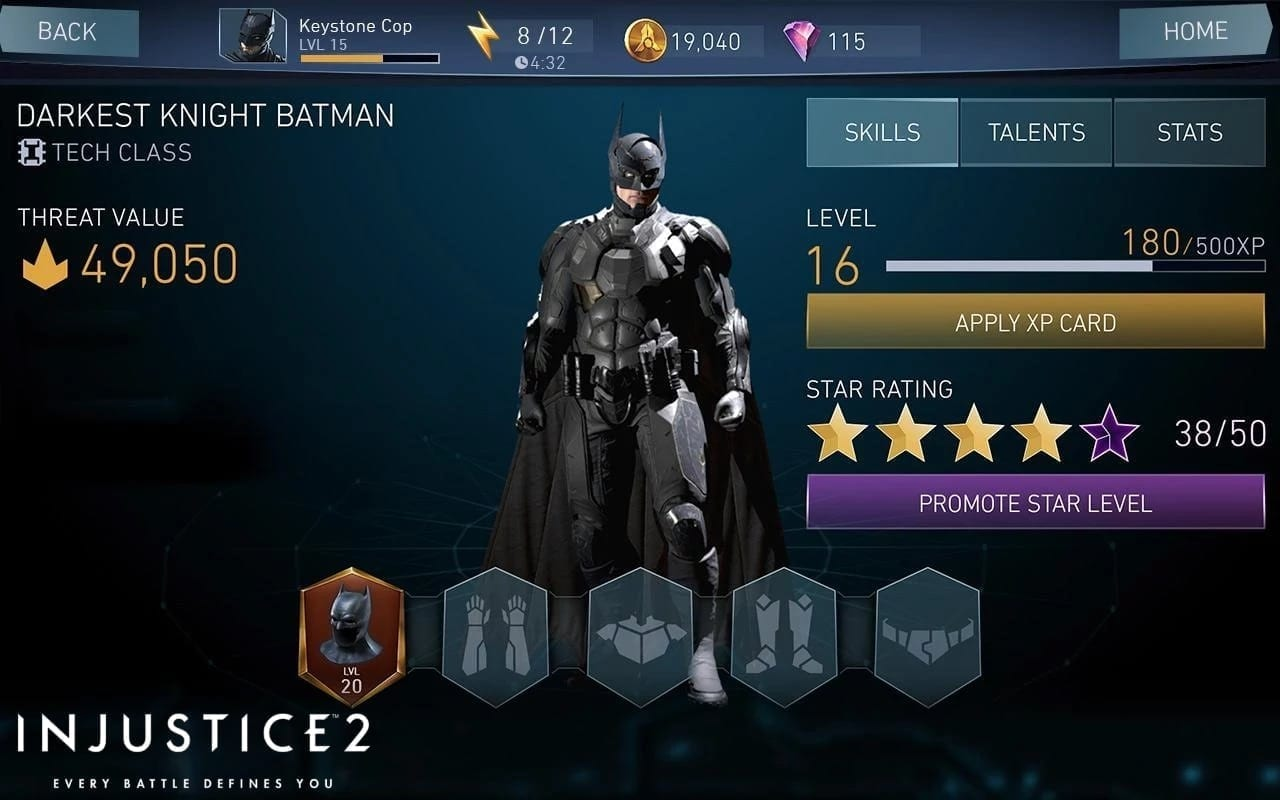 Injustice 2 Pre Register On Google Play Now For New