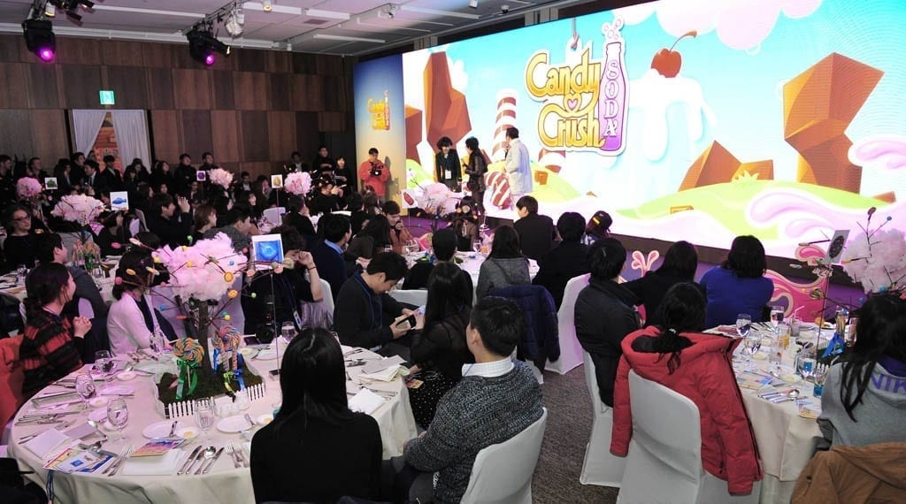King – Candy Crush developer shuts down South Korea office