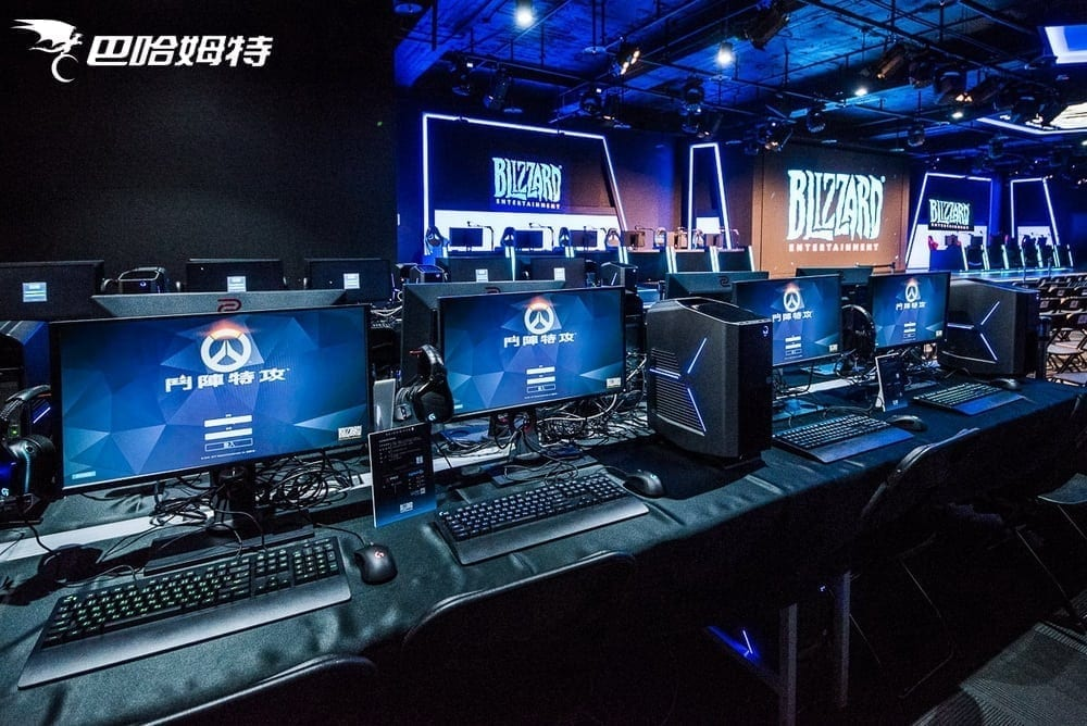 Blizzard First Dedicated Esports Arena Opens Today In