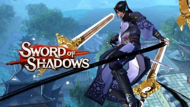 Sword of Shadows – Pre-register now for upcoming wuxia mobile MMORPG