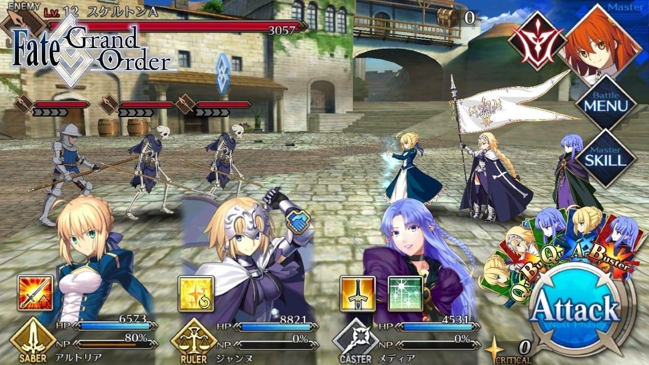 Fate Grand Order Bs