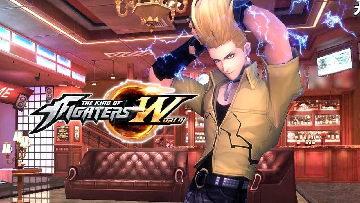 The King of Fighters World – Third original fighter for