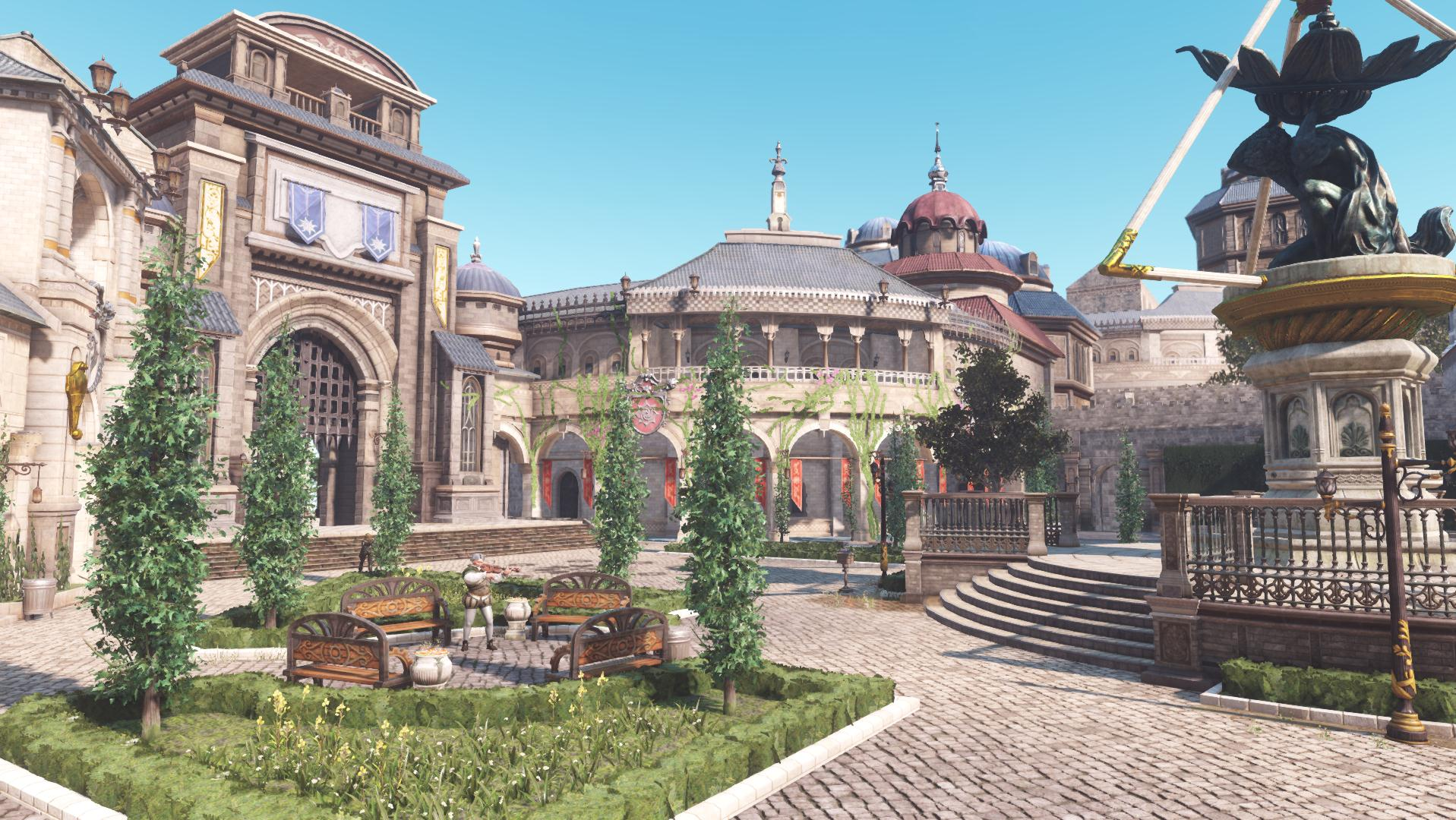 Bless – New Unreal Engine 4 mobile game announced by Neowiz | MMO