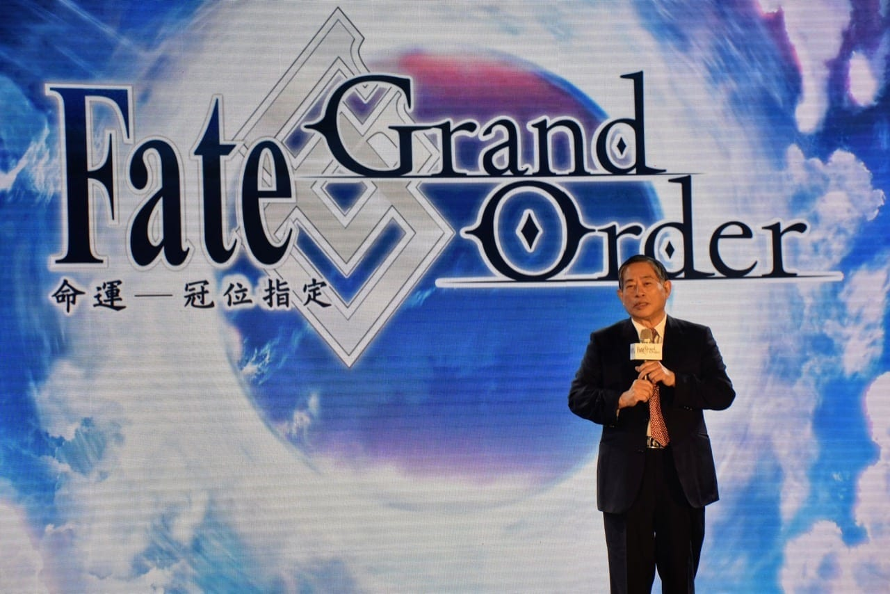Fate/Grand Order – Popular mobile game launches in Taiwan next week
