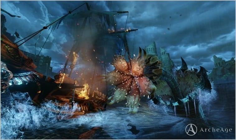 ArcheAge – New trailer for Korean summer naval arena update