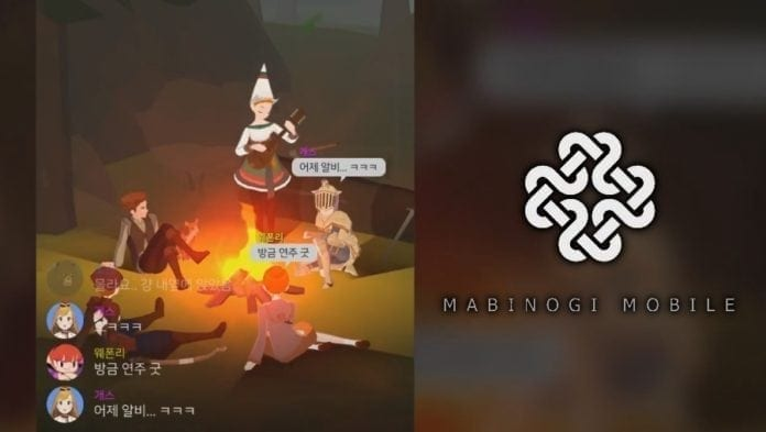 Mabinogi Mobile – Nexon announces new mobile MMORPG at player event